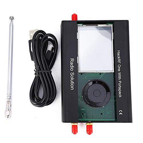 Wandisy Amateurfunk-Transceiver - Funksignalübertragung - EIN SDR-Software-definiertes Radio + Metallgehäuse