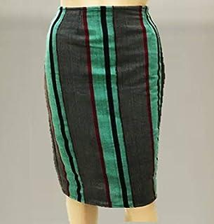 Emoltem Women's knee length Pencil Skirt