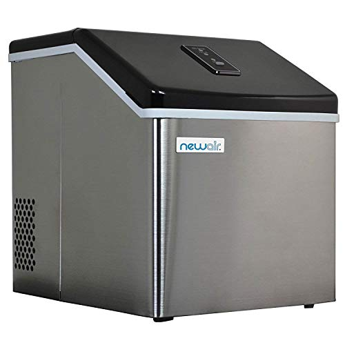 NewAir ClearIce40, máquina para hacer hielo transparente para ...