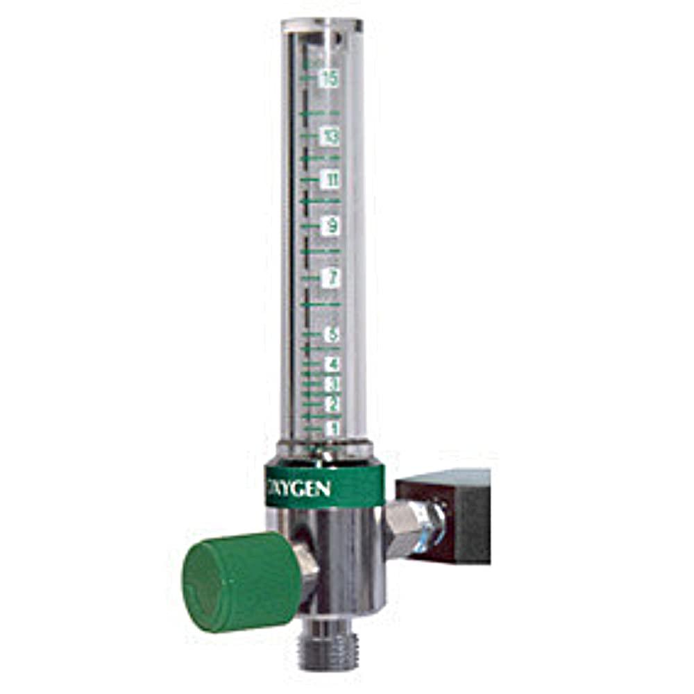 Oxygen Flowmeter – 0-15 LPM USA Product 1 Standard FNPT Ohmeda Sale item 8