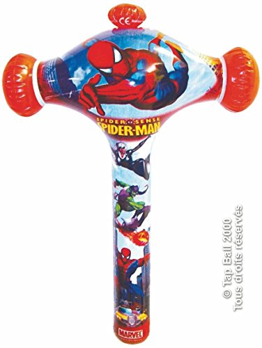 Spiderman Maillet Gonglable 70 cm