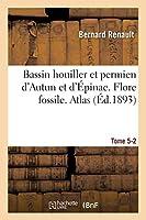 Bassin Houiller Et Permien d'Autun Et d'Épinac, Flore Fossile. Atlas Tome 5-2 (Sciences)