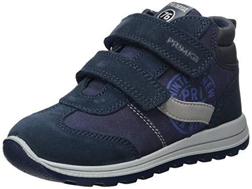 Primigi PTI 63570, Chaussure First Walker, Marine/Bleu, 24 EU