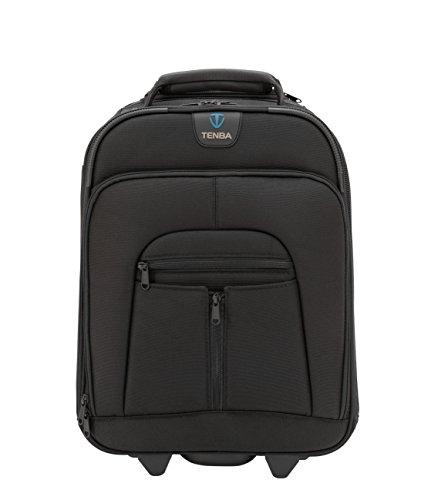 Tenba Roadie II Rolling Photo/Laptop Case Compact Black