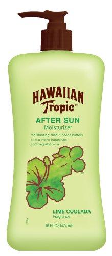 Hawaiian Tropic After Sun Lime Coolada Moisturizing Sun Care Lotion - 16 Ounce