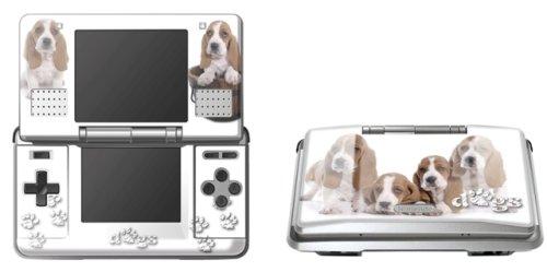 Nintendo DS - Modding Skin [Puppies]