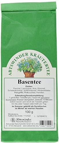 Abtswinder Naturheilmittel Basentee 100 g Blockbodenbeutel