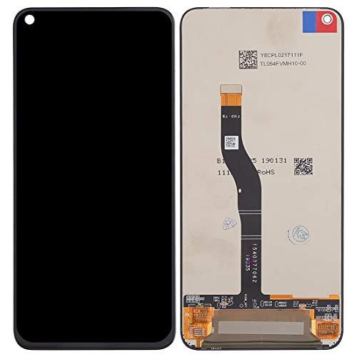 ZZjingli Reperatur-Teile LCD-Bildschirm und Digitizer Full Assembly for Huawei Nova 4 / Honor View 20 (Honor V20) (Schwarz) (Farbe : Black) - 3