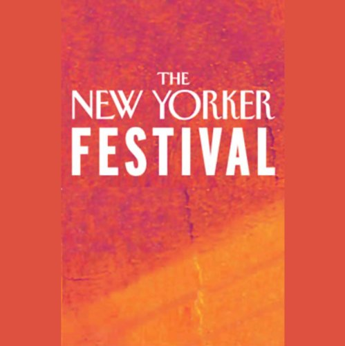 The New Yorker Festival - Edwidge Danticat and Chang-rae Lee audiobook cover art