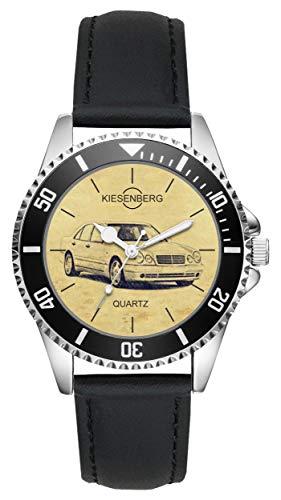 KIESENBERG Uhr - Geschenke für Mercedes E Klasse W210 E50 AMG Fan Uhr L-5392
