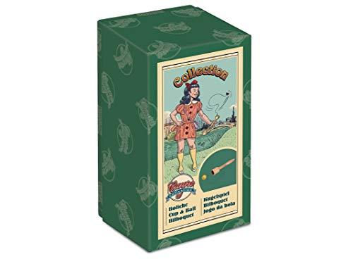 Cayro - Boliche Collection— Juguete Tradicional - Desarrollo de Habilidades cognitivas e inteligencias múltiples - Juego Tradicional (515)