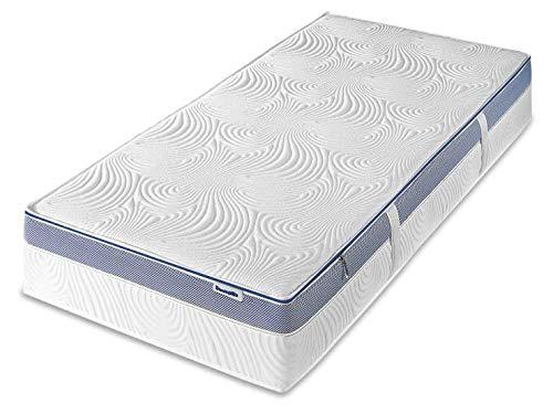 Dunlopillo Life 4500 - Colchón de espuma fría (7 zonas, 160 x 200 cm, dureza H2)