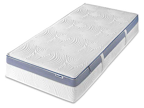 Dunlopillo Life 4500 - Colchón de espuma fría (7 zonas, 120 x 200 cm, dureza H3)