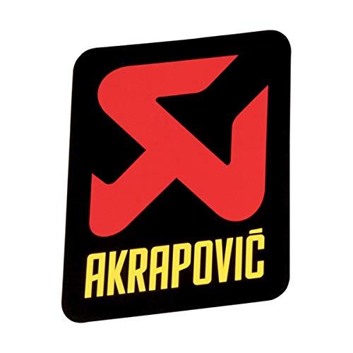 Akrapovic Replacement Sticker (90mmX95mm)