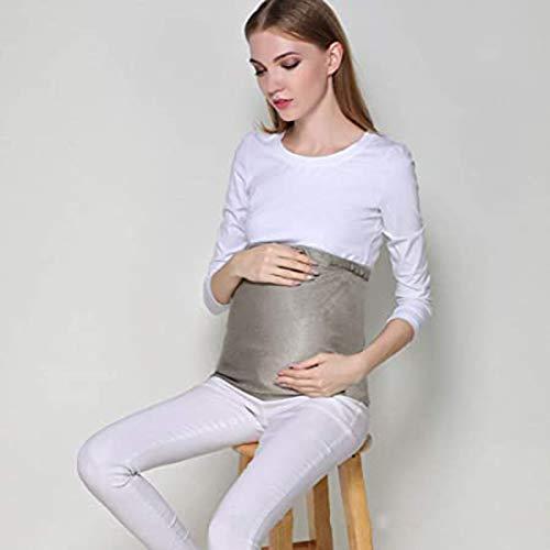 Baby-Strahlenschutzanzug Umstandsmode Silberfaser-Schürze Lace Wear Radiation Suit,XL