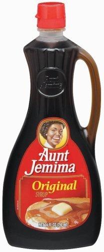 Aunt Jemima Original Pancake Syrup 24 oz by Aunt Jemima