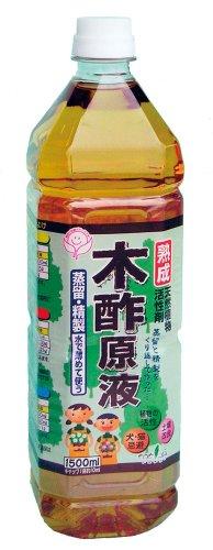 中島商事 トヨチュー 熟成木酢原液 1500ML