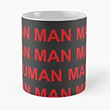 Man Human Denki Groove Devilman Crybaby - Handmade Funny 11oz Mug Best Holidays Gifts For Men Women Friends.