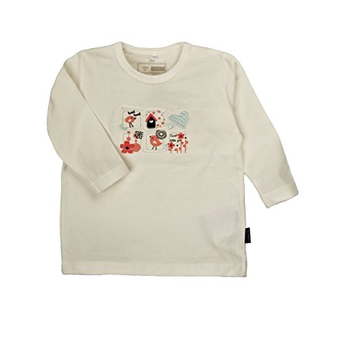 Name It T-Shirt Nivita Ecru (SP) - Couleur - Blanc Cassé, Taille - 56
