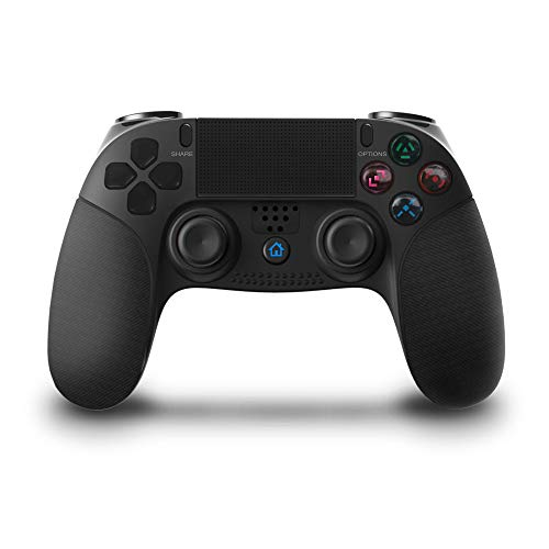 CamKing Gamepad inalámbrico, Game Controller for Joystick Playstation 4 Juego Bluetooth inalámbrico para Joypad PS3/PS4