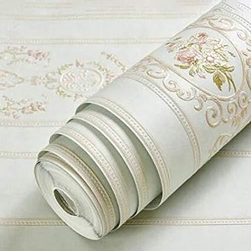 Papel pintado para casa de muñecas, casa de muñecas, para suelo, papel de pared, diseño vintage 1:12, color verde