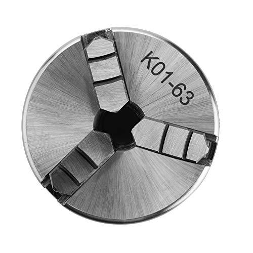 Lowest Price! Self-Centering Lathe Chuck,1pc 3-Jaw K01-63/M14 Manual Self-Centering Lathe Chuck for ...