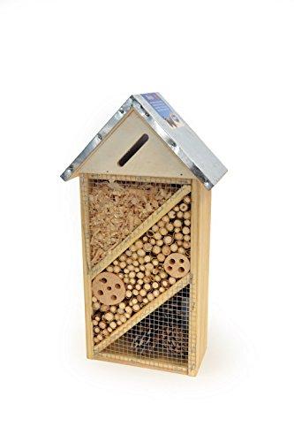 Duvo+ Alvin Maison d'Insecte pour Oiseau/Animaux Sauvages
