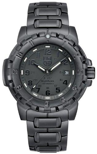 [ルミノックス] 腕時計 ロッキードマーティン F-117ナイトホーク ブラックアウト 6402BlackOut 正規輸入品 ブラック