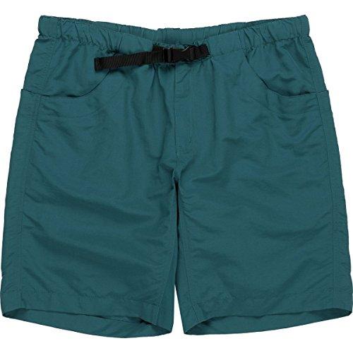 KAVU Men's Big Eddy Shorts (Deep Teal, X-Large)