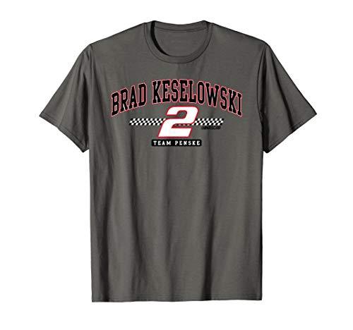 NASCAR - Brad Keselowski - Arch T-Shirt