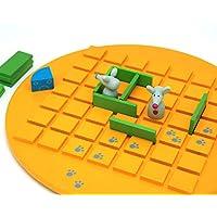 戦略的思考回路を育む Gigamic(ギガミック) Quoridor Kids コリドール・キッズ