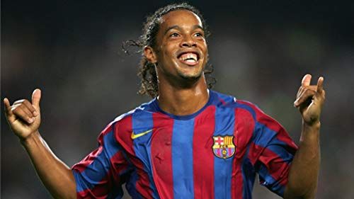 Ronaldinho 107cm x 60cm 43inch x 24inch Waterproof Poster *Anti-Fading* 9WP/126037824