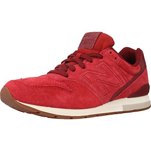 Uomo scarpa sportiva, color Rosso , marca NEW BALANCE, modelo Uomo Scarpa Sportiva NEW BALANCE MRL996 LO Rosso