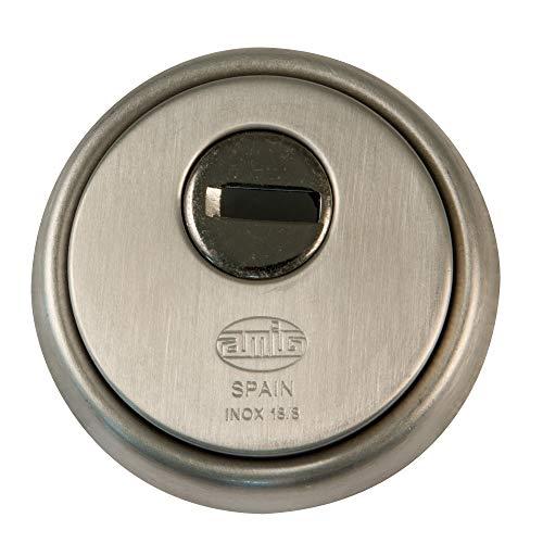 Amig 6361 - Escudo 31-65 a.inox 18/8, acero - mate