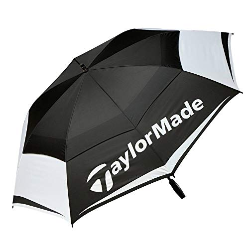 TaylorMade Golf Tour Double Canopy Umbrella, 64