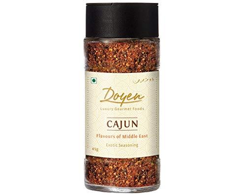 Doyen Cajun condimento – condimento exótico de Oriente Medio