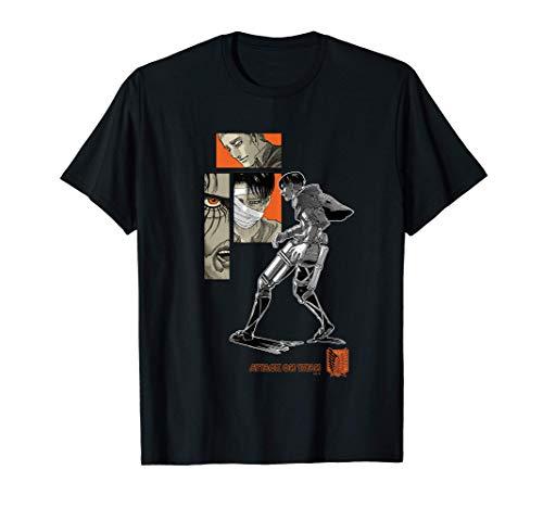 【完結記念】俺の目的 進撃の巨人 Tシャツ