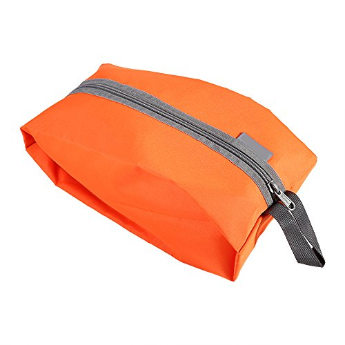 Organizer Pouch Reizen Opbergtas Ultralight Waterdichte Oxford Wassen Gargle Stuff Bag Outdoor Camping Wandelen Reizen Handtas Rits Case ORANJE