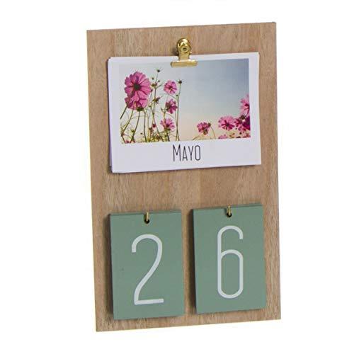 Vidal Regalos Calendario con Pinza 12 Fotos