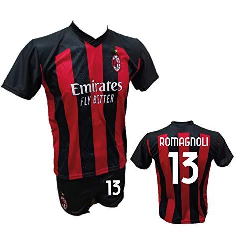 Maglia Milan Romagnoli 2020/2021