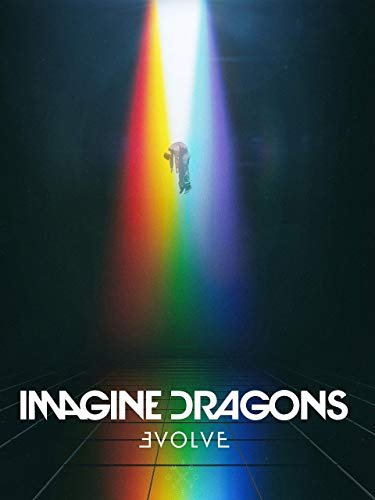 Imagine Dragons Evolve Music Album Poster Stampa Dimensioni 28 cm x 43 cm (280 mm x 430 mm) Regalo Stampa Decorativa da Parete