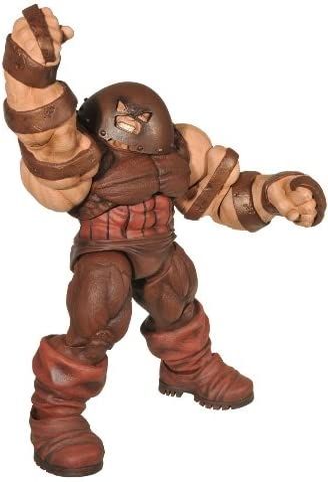 Juggernaut action figures