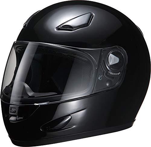 マルシン(MARUSHIN) バイクヘルメット フルフェイス M-951XL ブラックメタ 62-63cm BIGSIZE 9513