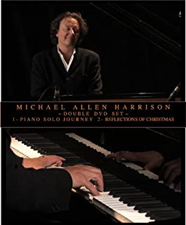 Piano Solo Journey & Reflections of Christmas [DVD] [Import]