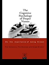 The Cognitive Psychology of Proper Names