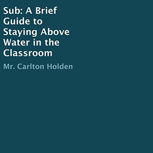 Sub audiobook cover art