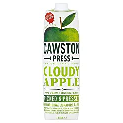 A delicious and a beautifully balanced apple juice Made by blending the finest apples Added a touch of vitamin C to stop the apple juice going brown No artificial colours or preservatives and no added sugar or sweeteners 1 of your 5 a day