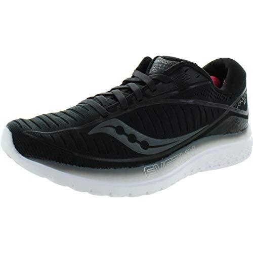 Saucony Women's Kinvara 10 Running Shoe, Black, 9 M US
