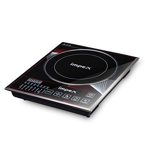 Impex Omega-H4 Touch Control Induction Cooktop...