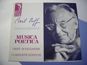 Carl Orff - Musica Poetica Orff-Schulwerk - Gunild Keetman (6 CD) (BMG)